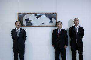 (P18)25周年記念品贈呈式